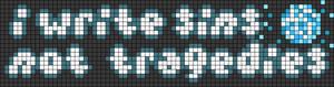 Alpha pattern #80874