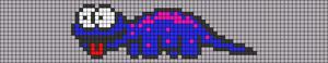 Alpha pattern #80890