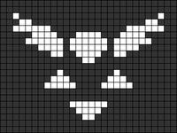 Alpha pattern #80891