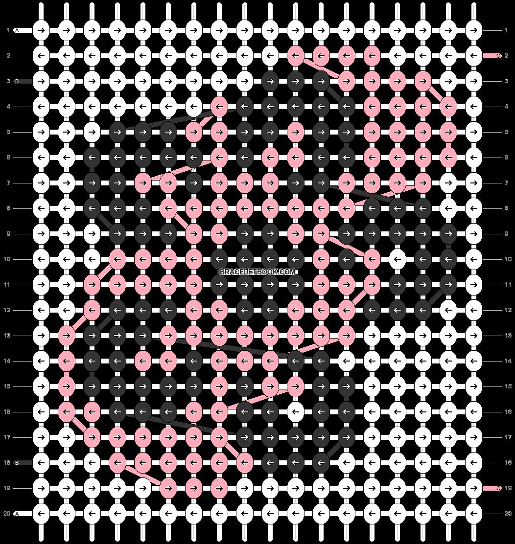 Alpha pattern #80906 pattern