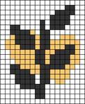 Alpha pattern #80907