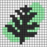 Alpha pattern #80908