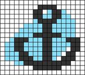 Alpha pattern #80909