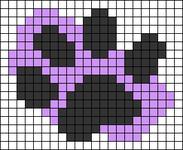 Alpha pattern #80910
