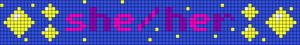 Alpha pattern #80922