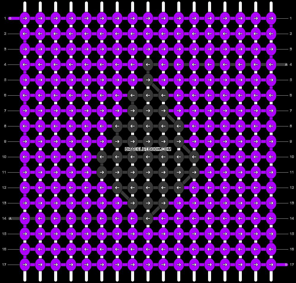 Alpha pattern #80929 pattern