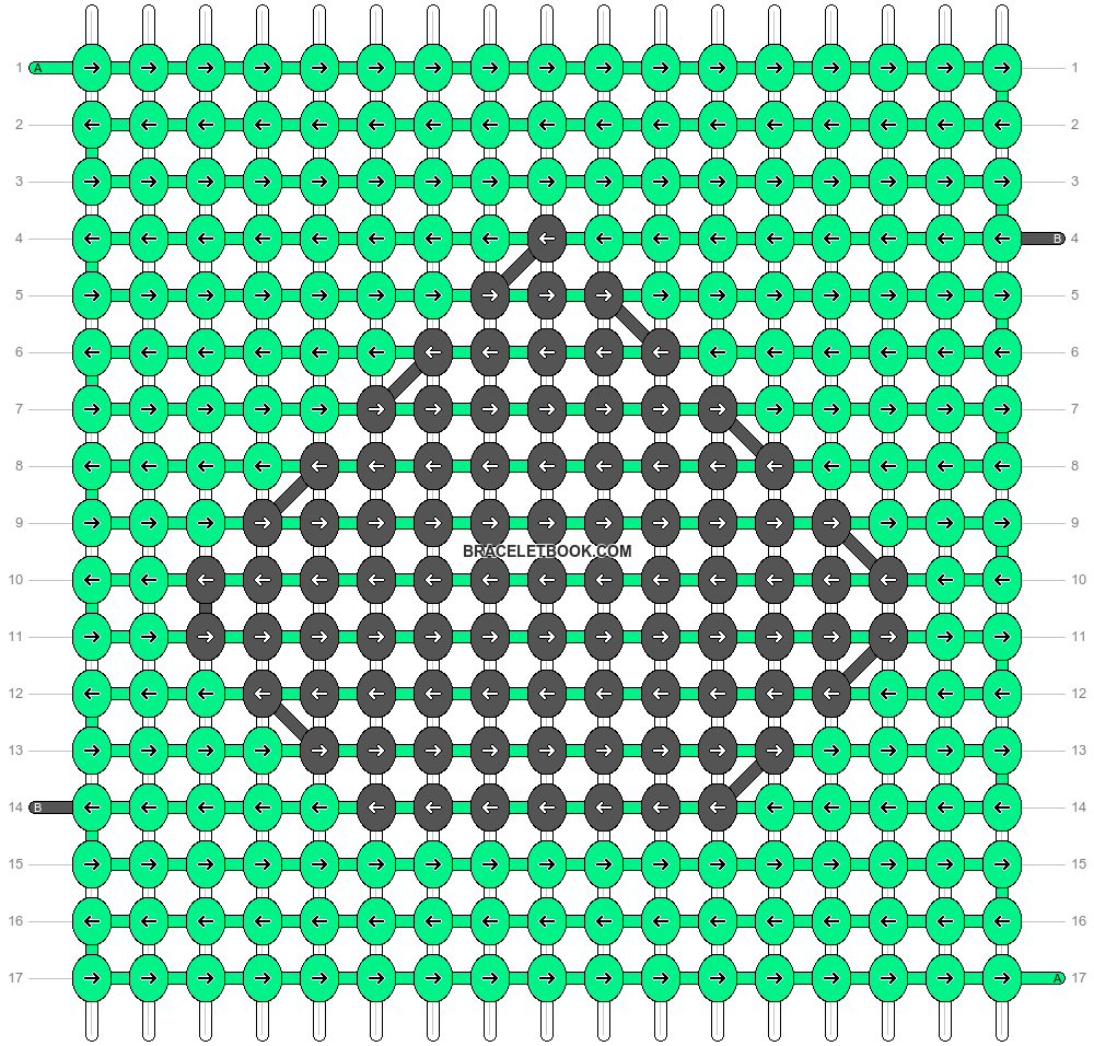 Alpha pattern #80930 pattern