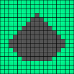 Alpha pattern #80930