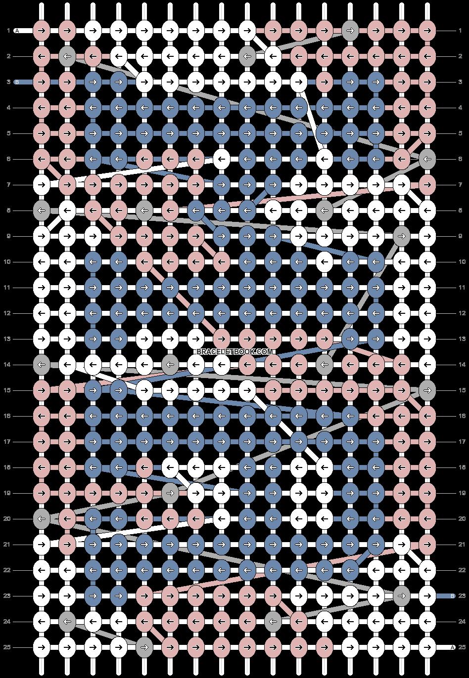 Alpha pattern #80951 pattern