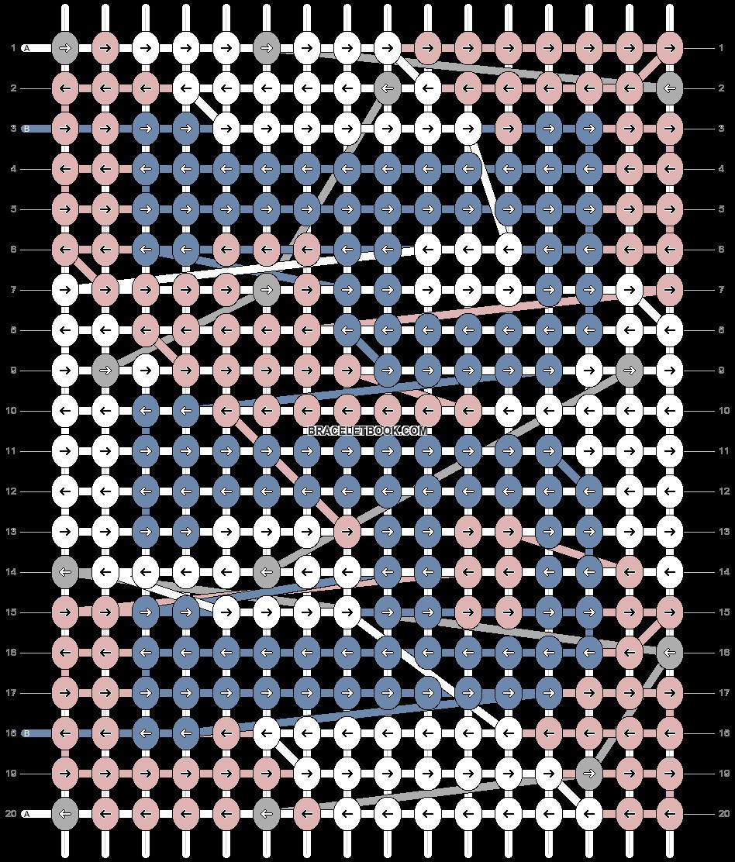 Alpha pattern #80952 pattern