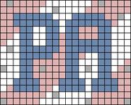 Alpha pattern #80952