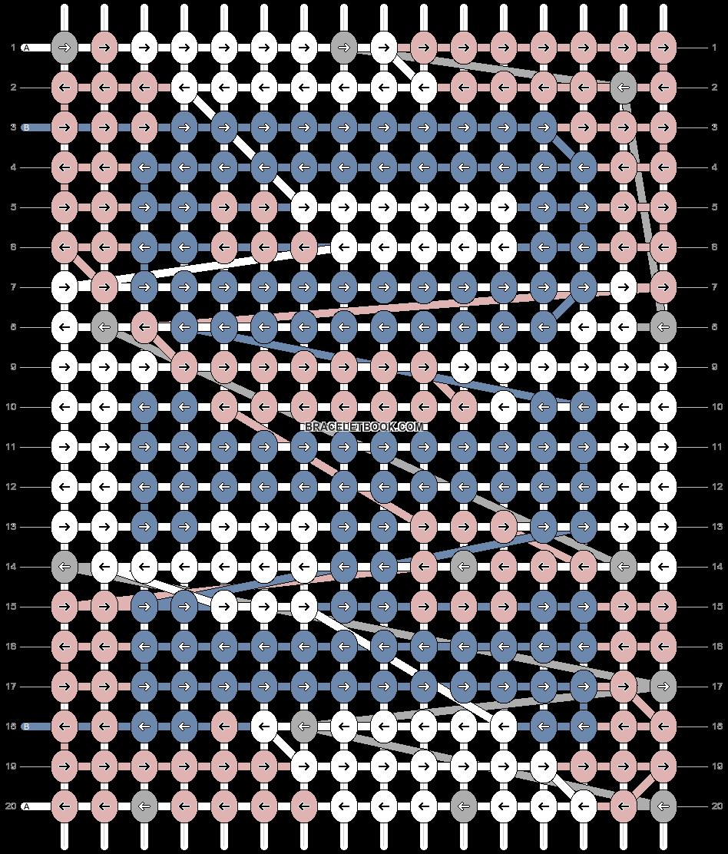 Alpha pattern #80954 pattern