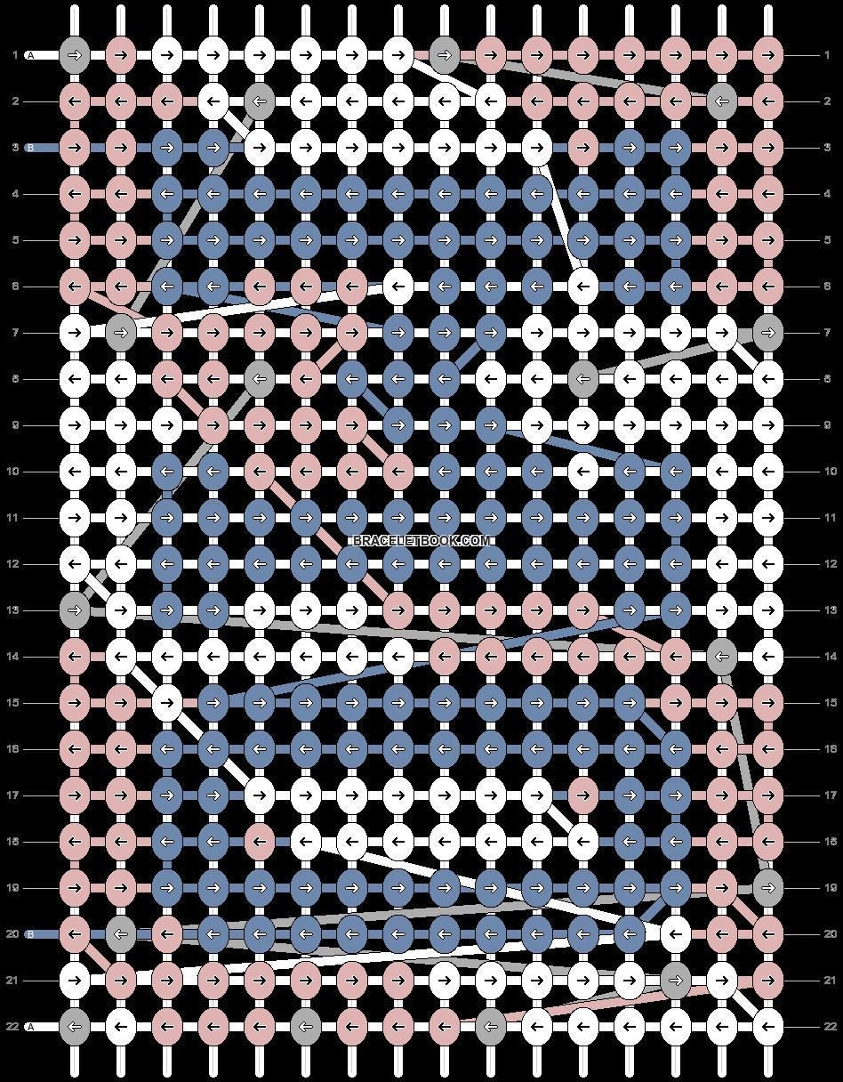 Alpha pattern #80955 pattern
