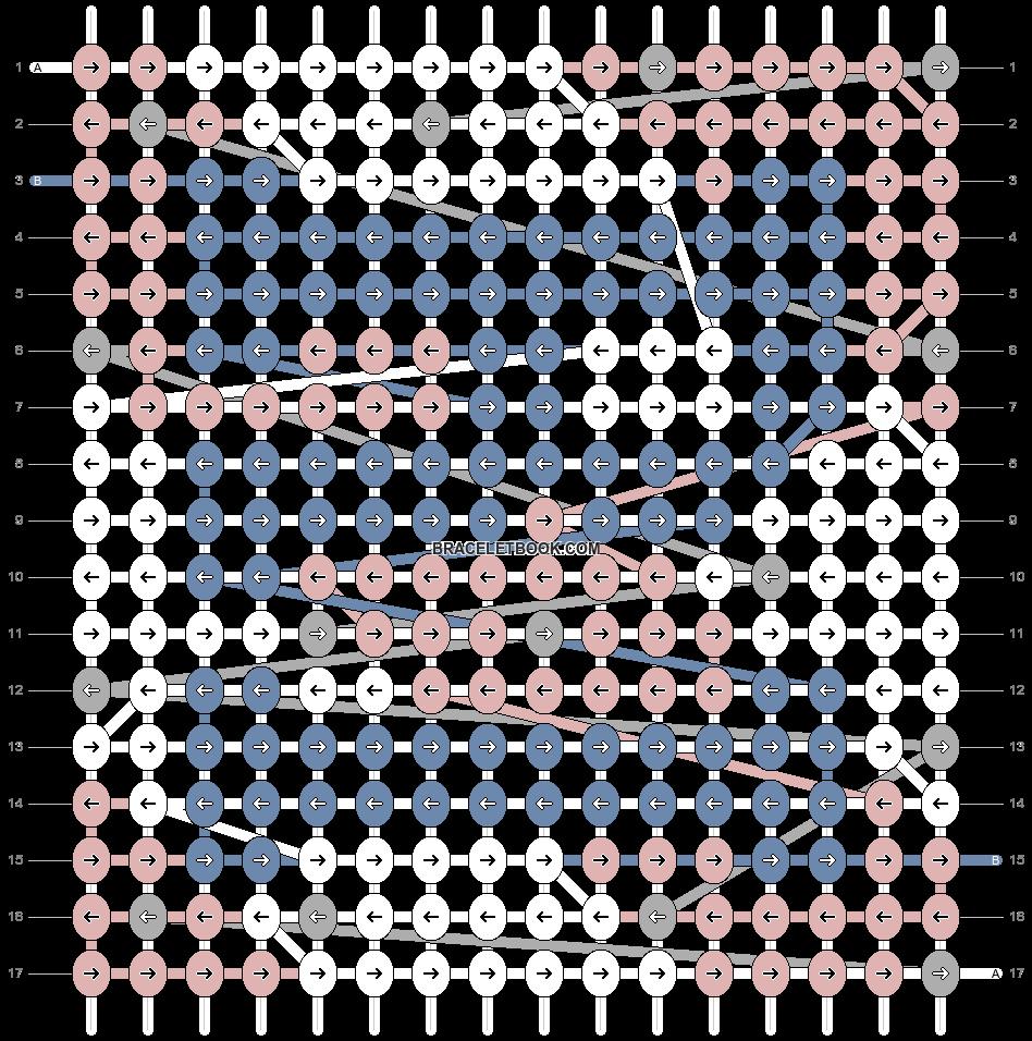 Alpha pattern #80956 pattern