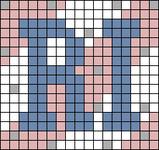 Alpha pattern #80956