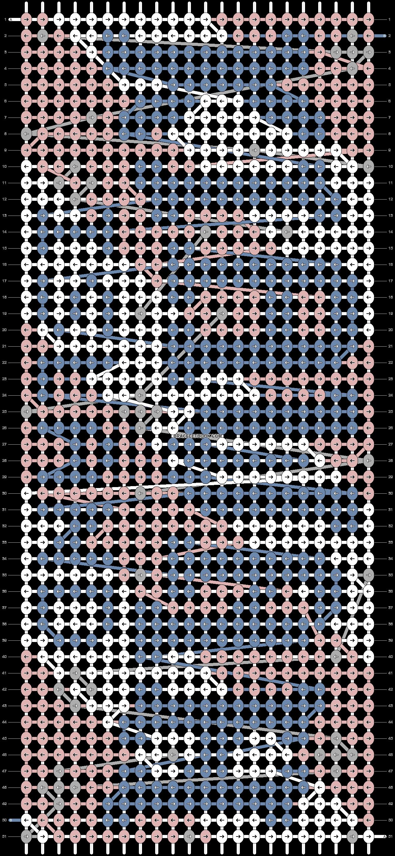 Alpha pattern #80958 pattern