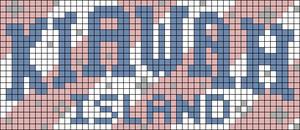 Alpha pattern #80958