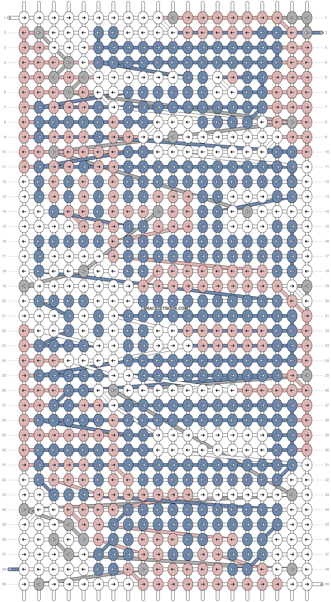 Alpha pattern #80959 pattern