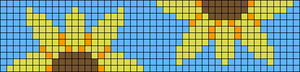 Alpha pattern #80992