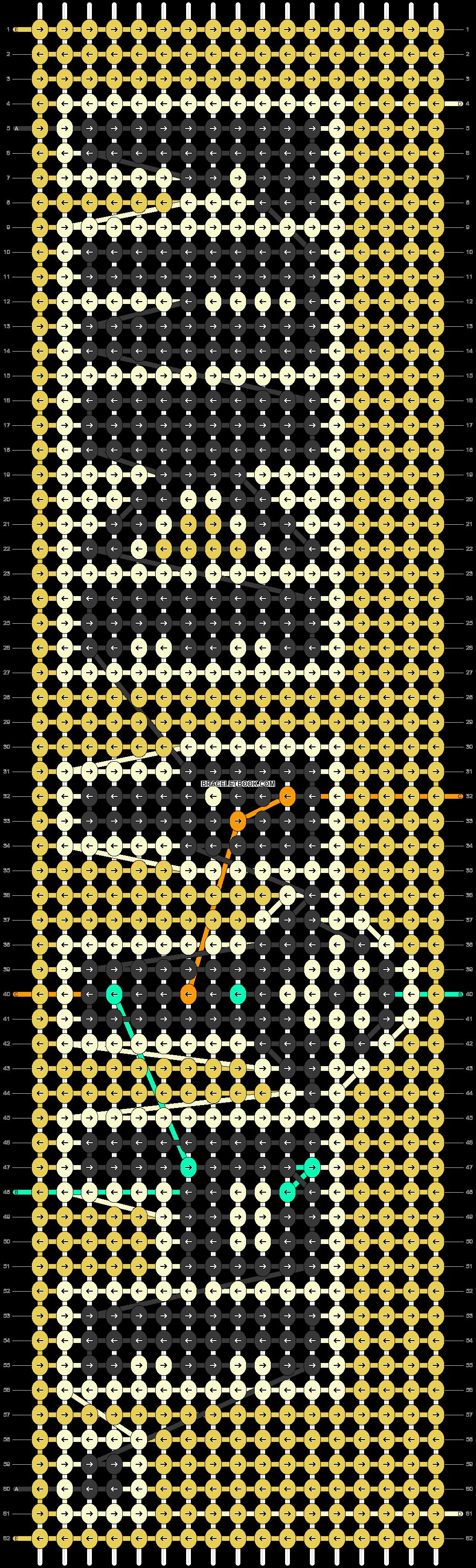 Alpha pattern #80995 pattern