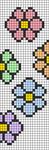 Alpha pattern #80996