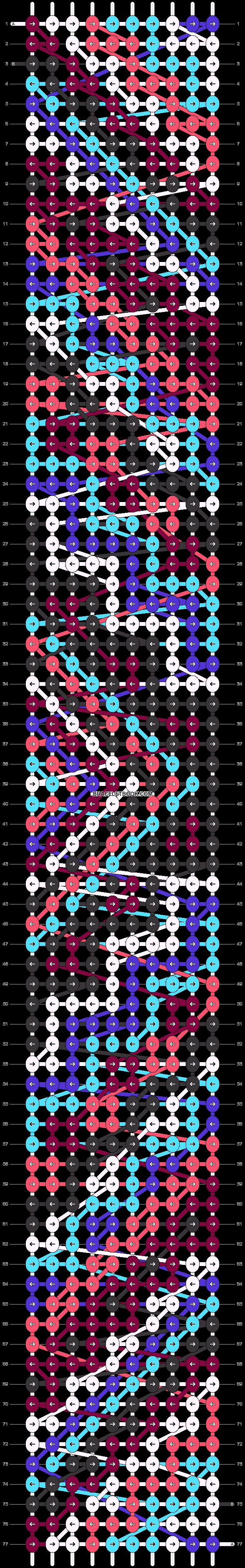 Alpha pattern #80998 pattern