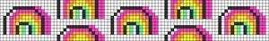 Alpha pattern #81005