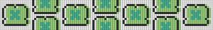 Alpha pattern #81007