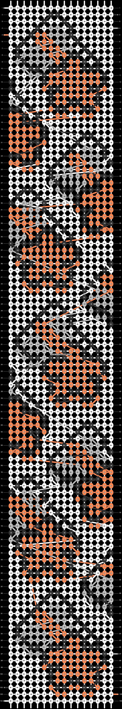 Alpha pattern #81009 pattern