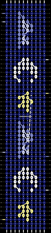 Alpha pattern #81038 pattern