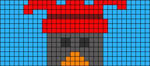 Alpha pattern #81092