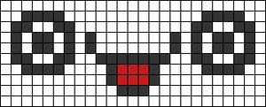 Alpha pattern #81106