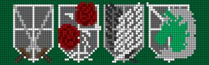 Alpha pattern #81115