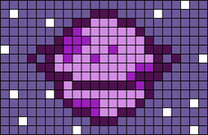 Alpha pattern #81121