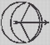 Alpha pattern #81138