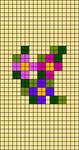 Alpha pattern #81141