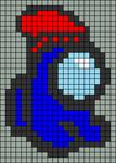 Alpha pattern #81149