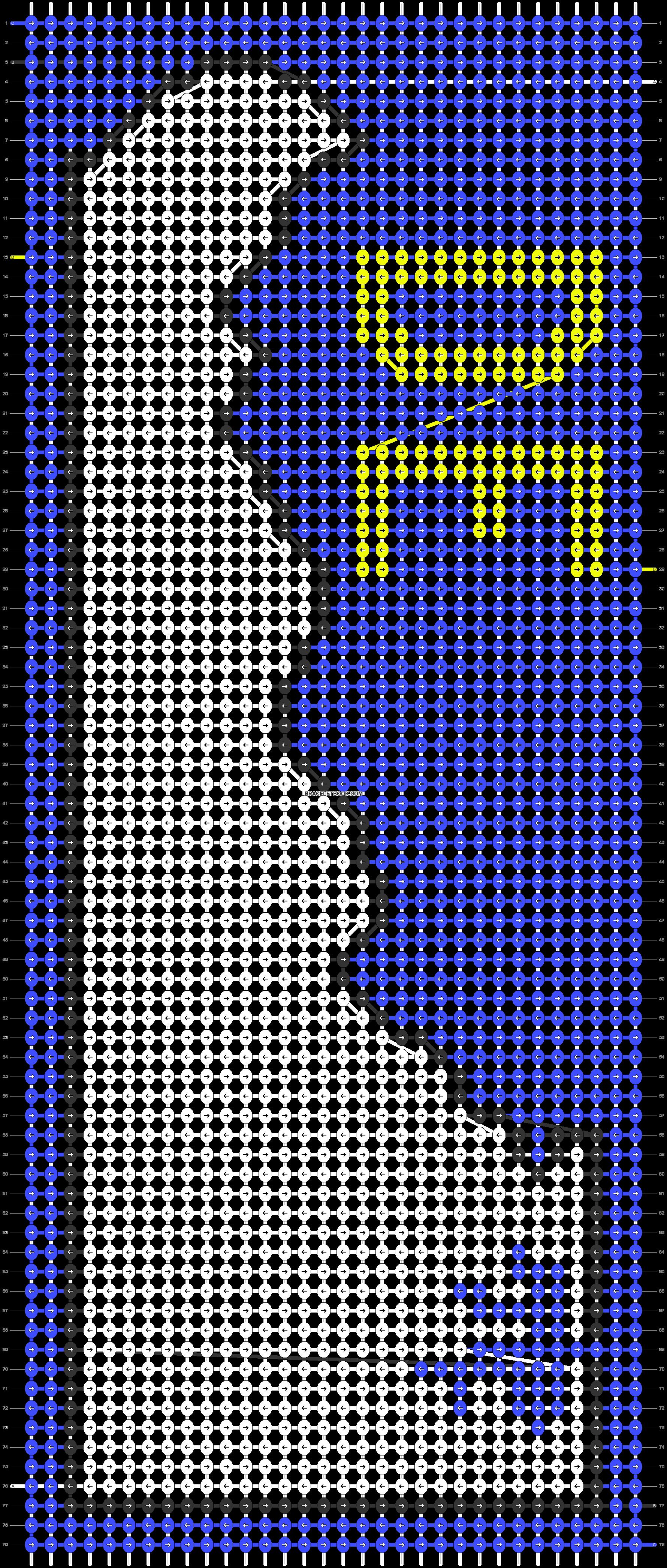 Alpha pattern #81150 pattern