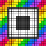 Alpha pattern #81153