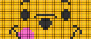Alpha pattern #81158