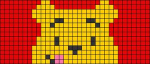 Alpha pattern #81159