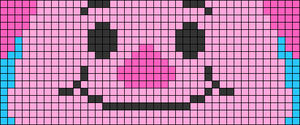 Alpha pattern #81160