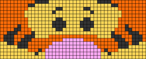 Alpha pattern #81164