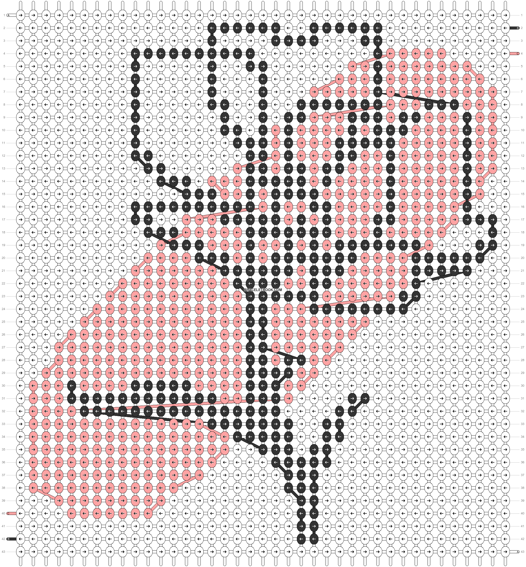 Alpha pattern #81175 pattern
