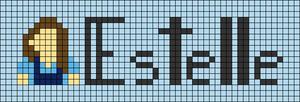 Alpha pattern #81189