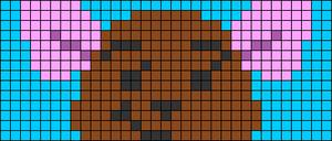 Alpha pattern #81196