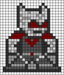 Alpha pattern #81198