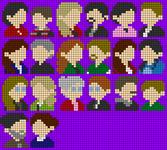 Alpha pattern #81200