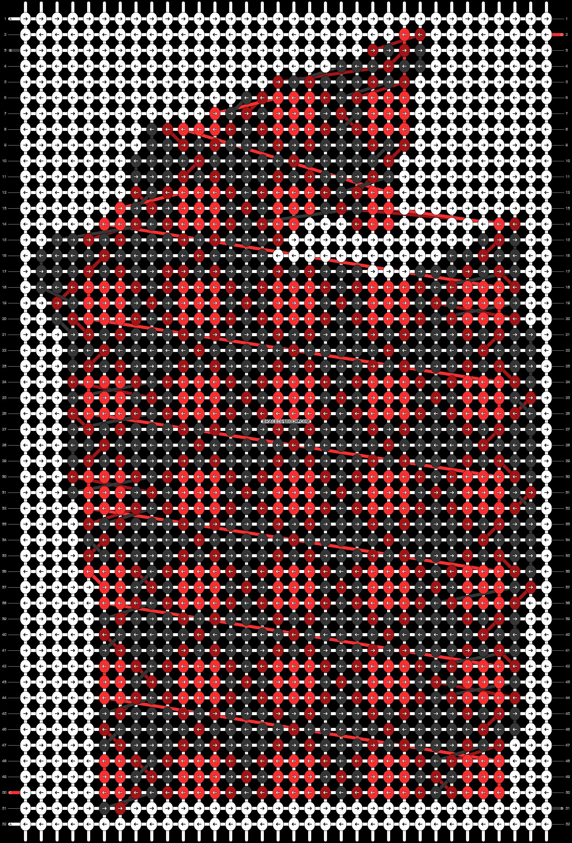 Alpha pattern #81202 pattern