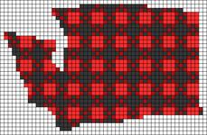 Alpha pattern #81202